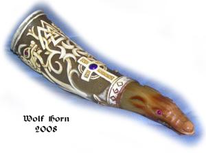 Corne à loups