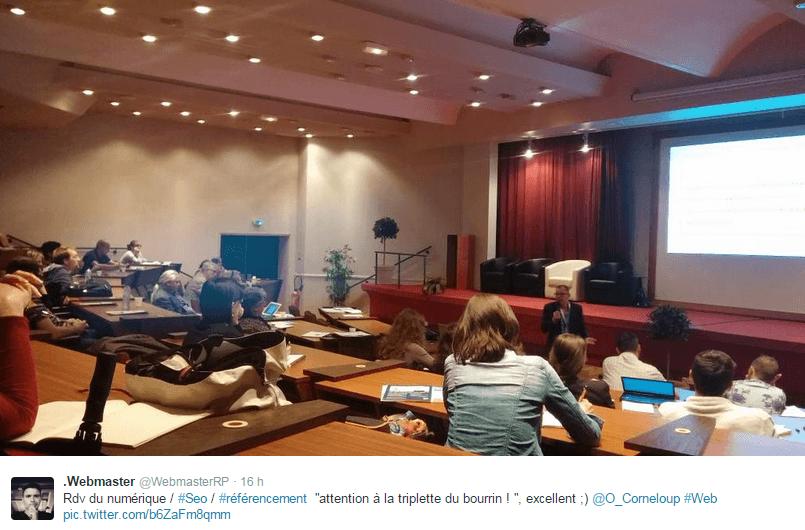 Améliorez votre visibilité sur le web : conférence gratuite à la CCI de Limoges, le 30 mai 2016