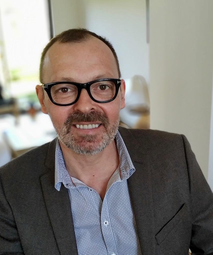Olivier Corneloup consultant en référencement 2019