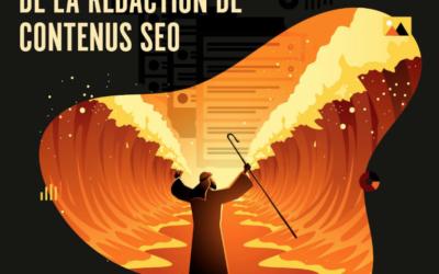 Infographie : la rédaction optimisée pour le SEO